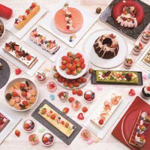 いちごビュッフェ,関西,神戸,滋賀,奈良,人気,ホテル