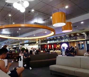 台北松山空港,食事,レストラン,春水堂,タピオカミルクティー