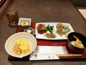 セレスティン京都祇園の朝食は天ぷらや京都牛バーガーが食べ放題!