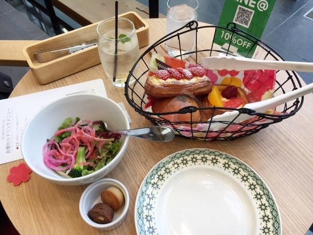 札幌東武ホテル,ランチ,カフェ,パン食べ放題,ヴェズカフェ