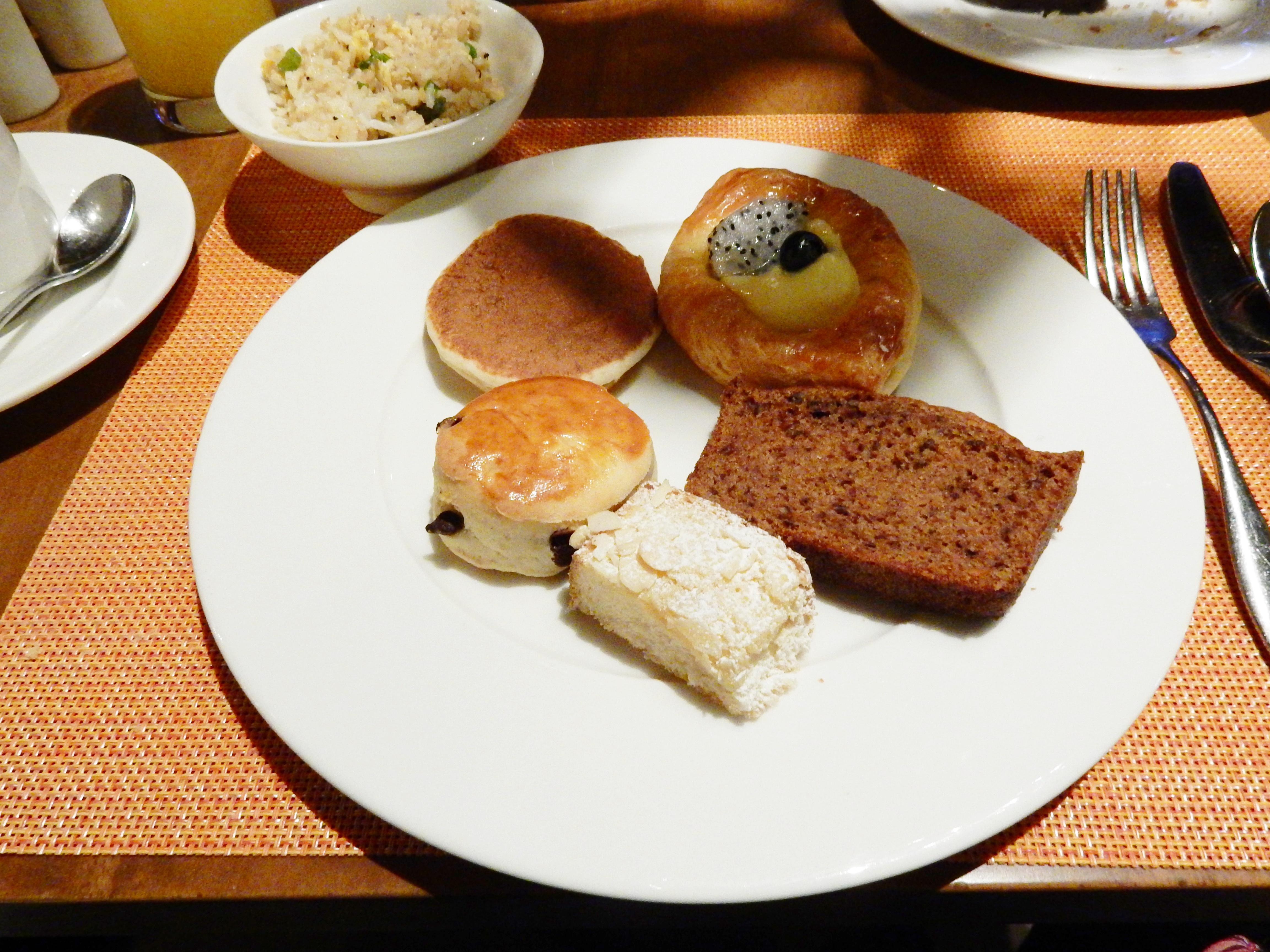 コンラッドドバイ、朝食、ホテル、ドバイ