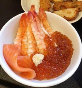朝食が美味しいホテルと大人気のドーミーイン小樽で海鮮バイキング