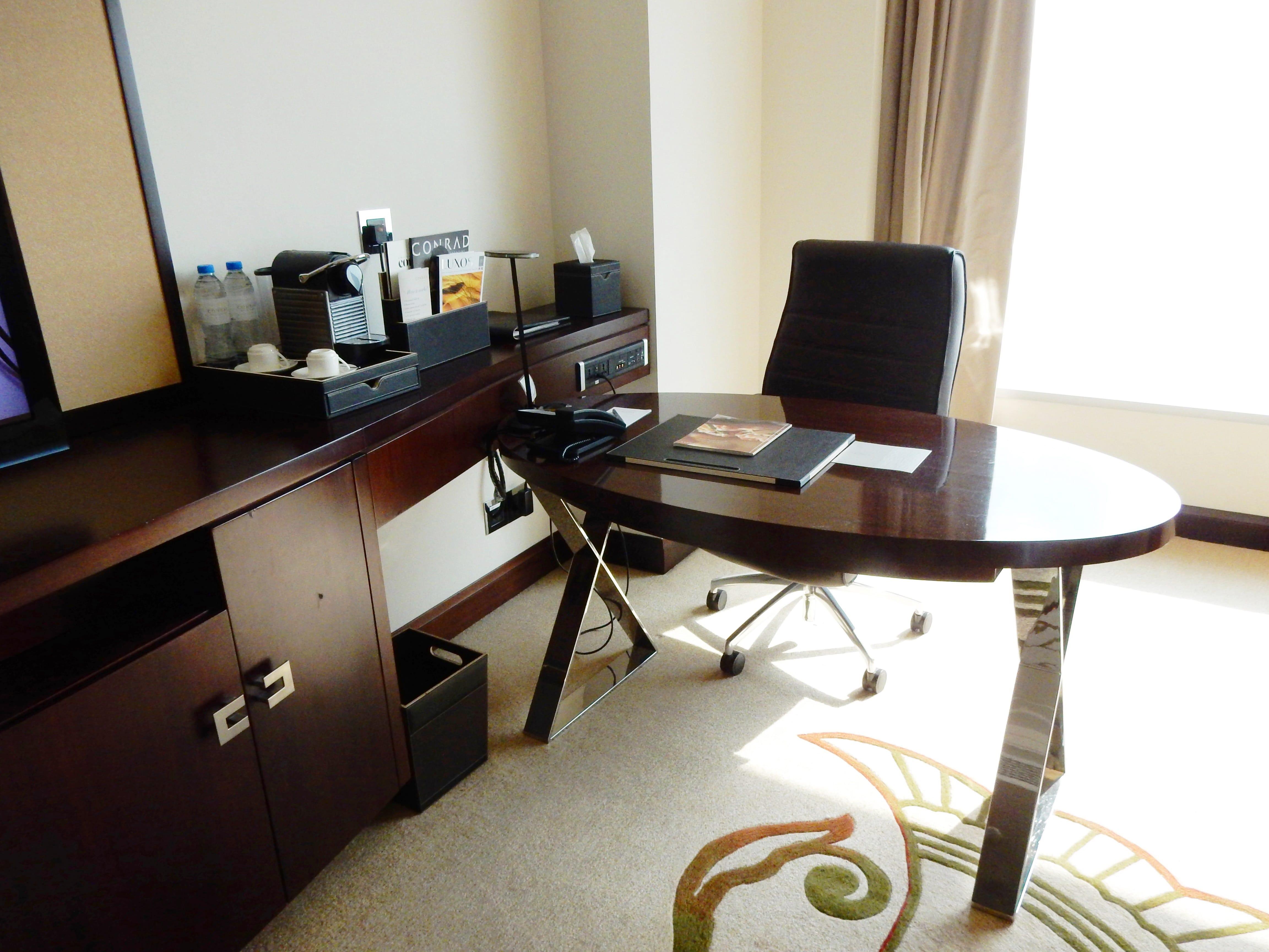 コンラッドドバイ,宿泊記 ,立地,,高級ホテル,おすすめ,朝食,ラウンジ