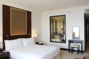 コンラッドドバイ宿泊記 |立地の良い高級ホテルだが安くておすすめ!