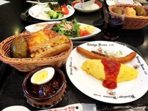 ホテルケーニヒスクローネ神戸 ケーキ食べ放題な朝食の値段と感想!