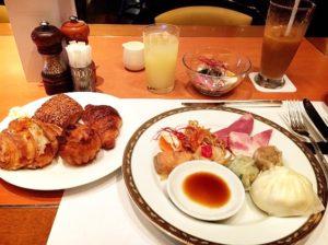 ニューオータニ東京サツキの朝食はピエールエルメのパンが食べ放題!