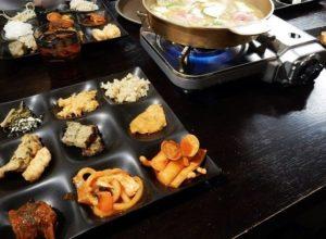 韓国,バイキング,食べ放題、ビュッフェ,ソウル