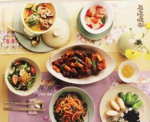 ソウル,安い、人気、、韓食ビュッフェ、食べ放題、自然別曲