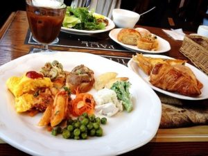 PAUL四谷 パン食べ放題の朝食バイキング口コミレビュー!