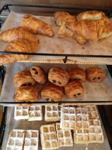 PAUL,四谷,パン食べ放題,朝食,バイキング