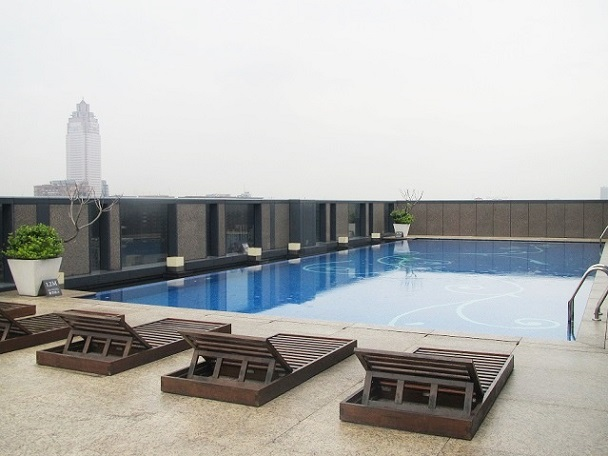 オークラプレステージ台北,旅行記,朝食,大浴場