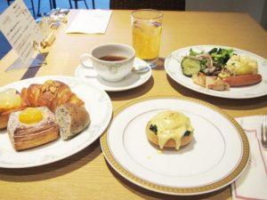 ロイヤルパークホテル仙台宿泊記 地元の食材を使った朝食もチェック