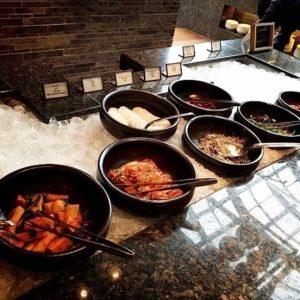 ロッテホテル釜山,朝食,ビュッフェ,料金,時間