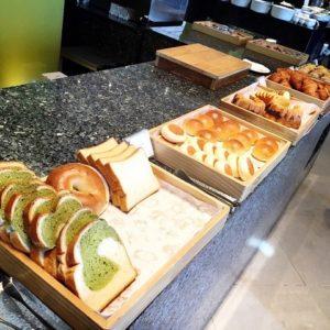 ウェスティン朝鮮釜山の朝食ビュッフェは店売りパンが食べ放題!