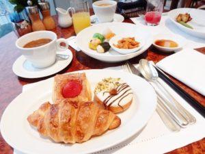グランドハイアットクアラルンプール 朝食の中華とパンが美味しすぎ!