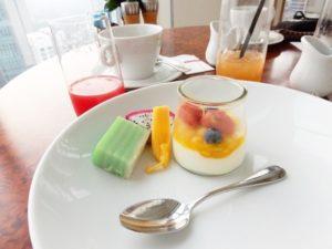 グランドハイアットクアラルンプール,朝食,中華,マレーシア