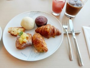 大阪マリオット都ホテル クーカの朝食バイキング口コミレビュー!