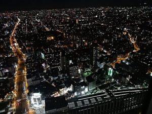大阪マリオット都ホテル,あべのハルカス展望台,チケット,宿泊記