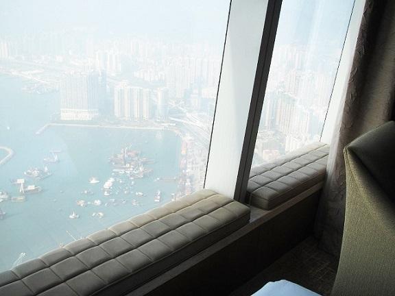 リッツカールトン香港,宿泊記 ,レストラン,朝食