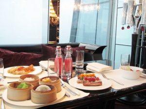 リッツカールトン香港宿泊記 102Fレストランの朝食ビュッフェも紹介