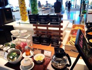 大阪マリオット都ホテル,クーカ,朝食,バイキング