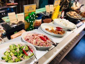 ラジェントホテル沖縄北谷旅行記 朝食や部屋、アメニティの口コミも