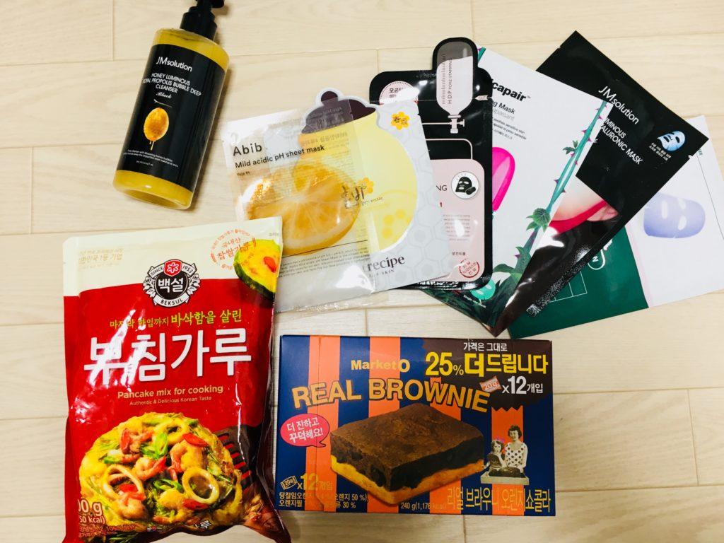 韓国、母娘、旅行、女子旅