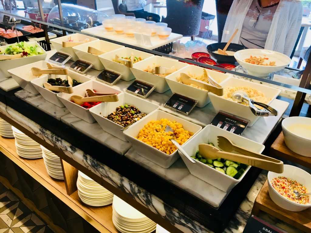 東京プリンスホテル,スーペリア,部屋,朝食,ビュッフェ,口コミ
